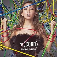 re(CORD)(CD+Blu-ray Disc) 倖田來未