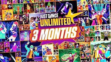 Just Dance Unlimited 90 Days - Nintendo Switch [Digital Code]