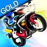Wheelies Rennrad - die verrückte Motorrad-Rennen Gold