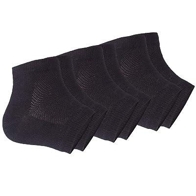 Exptolii Vented Moisturizing Gel Heel Socks
