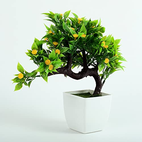 Hyperboles Artificial Plants Guest Greeting Pine Bonsai Home Decoration