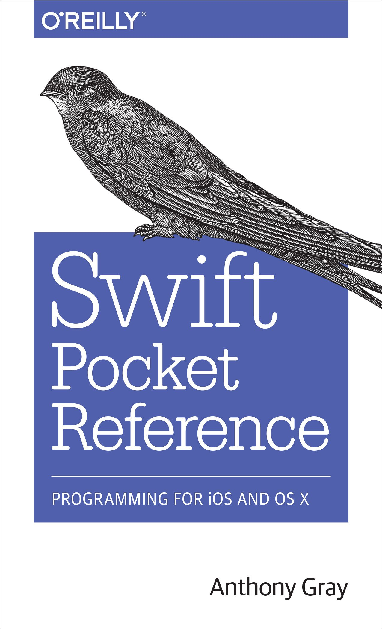 Download Swift Pocket Reference 