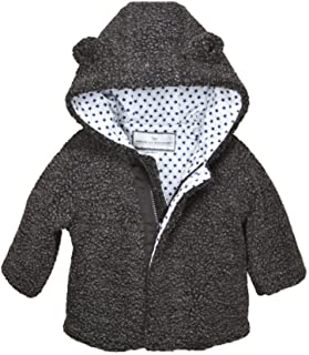 Widgeon Baby-Girls 3745-CBP Snuggle Bear Berber Jacket 3745 Long Sleeve Transitional Jacket
