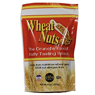 Wheat Nuts - Nut Free Snack! (3 pack)