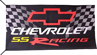 Beautiful Flag CHEVROLET SS RACING FLAG BANNER 3 X 5 ft