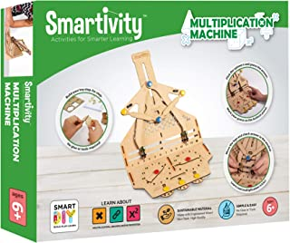 Smartivity Multiplication Machine STEM Educational Toy for Kids Ages 6 and Up, SMRT1098