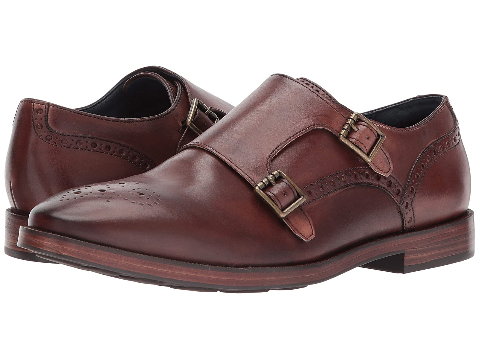 Cole Haan Hamilton Grand Double MonkCheap and distinctive eye-catching shoes