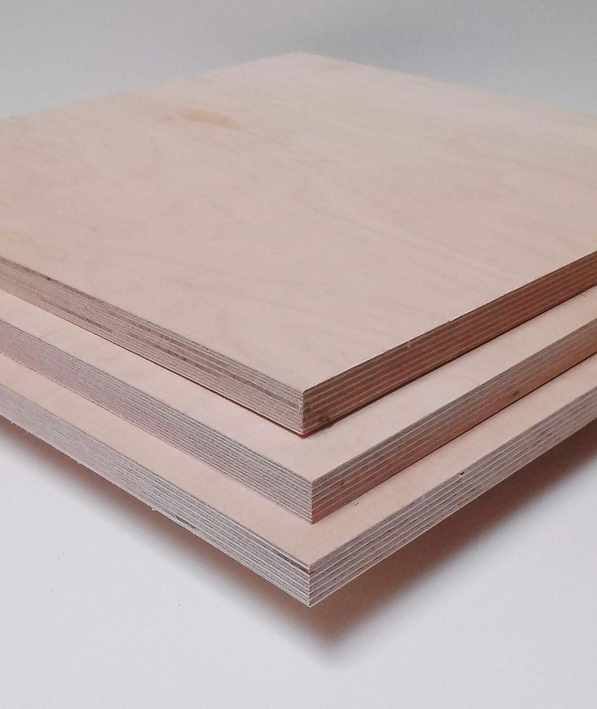 30x100cm 18mm starke Siebdruckplatten Multiplexplatten Holzplatten Tischplatten Zuschnitt auf Ma/ß Sonderma/ße !