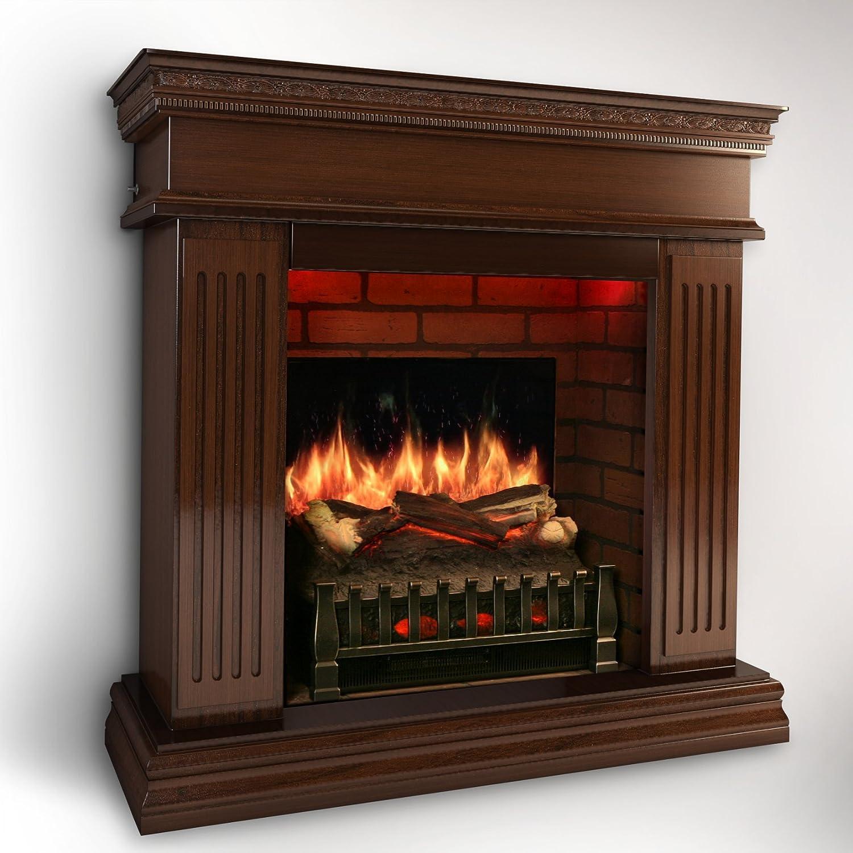 Amazon.com MagikFlame Electric Fireplace w/Realistic Flame ...