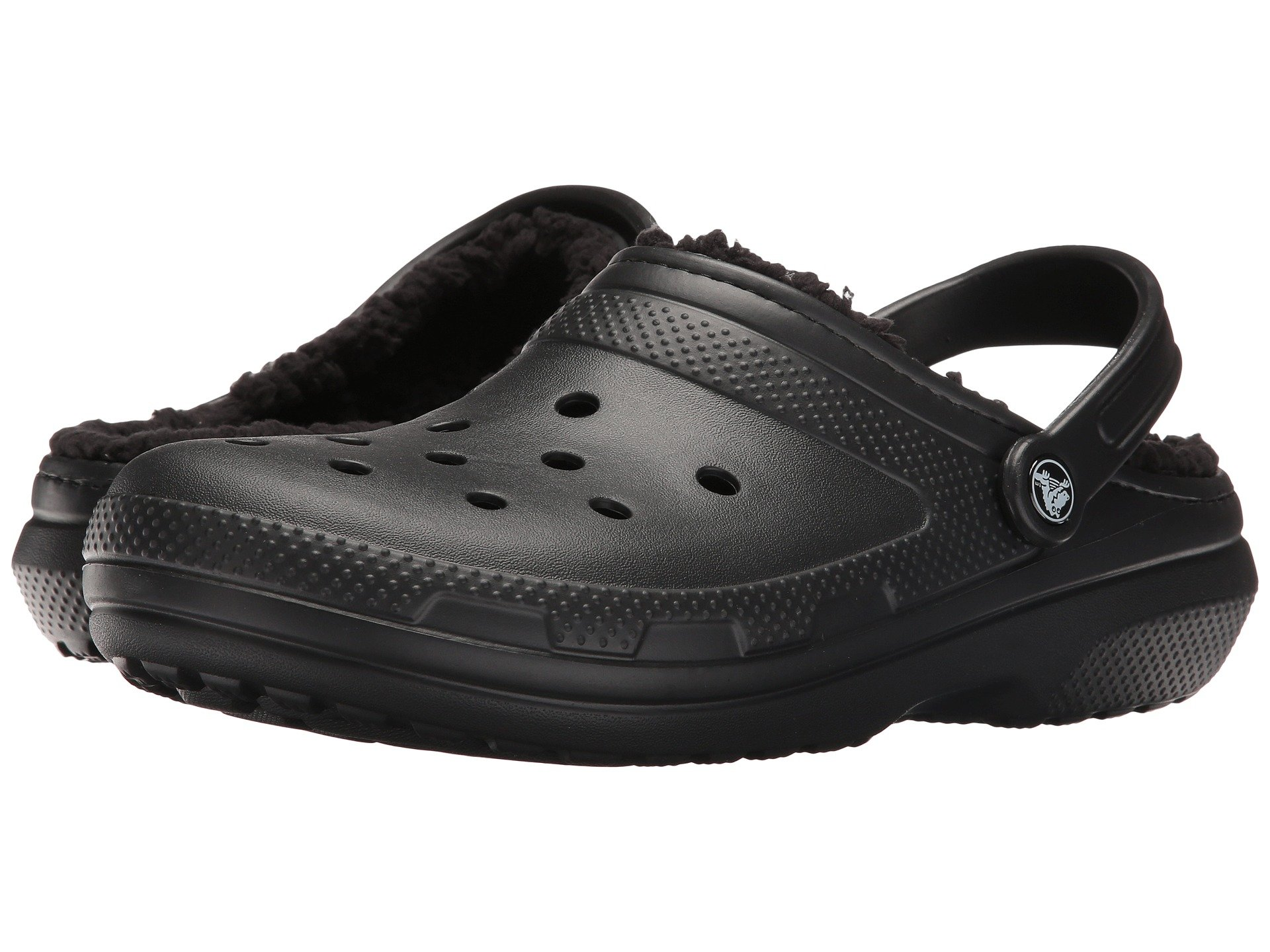 c607f9469194 Crocs. Classic Clog.  39.94. 5Rated 5 stars. Black Black