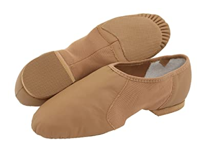 Bloch Neo-Flex Slip On (Tan) Women