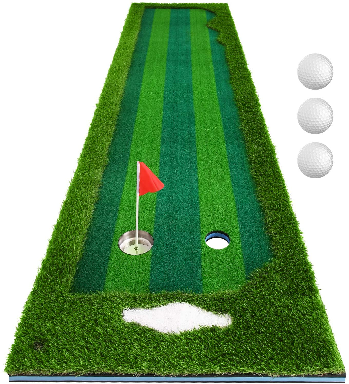 PGM Golf AL完売しました。 購買 Putting Green Professional Indoor Mat Training