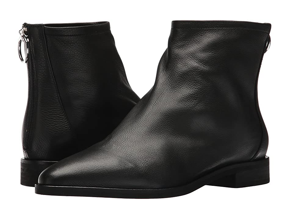 Via Spiga Edie (Black Leather) Women