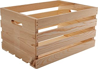 Best big wooden crates Reviews