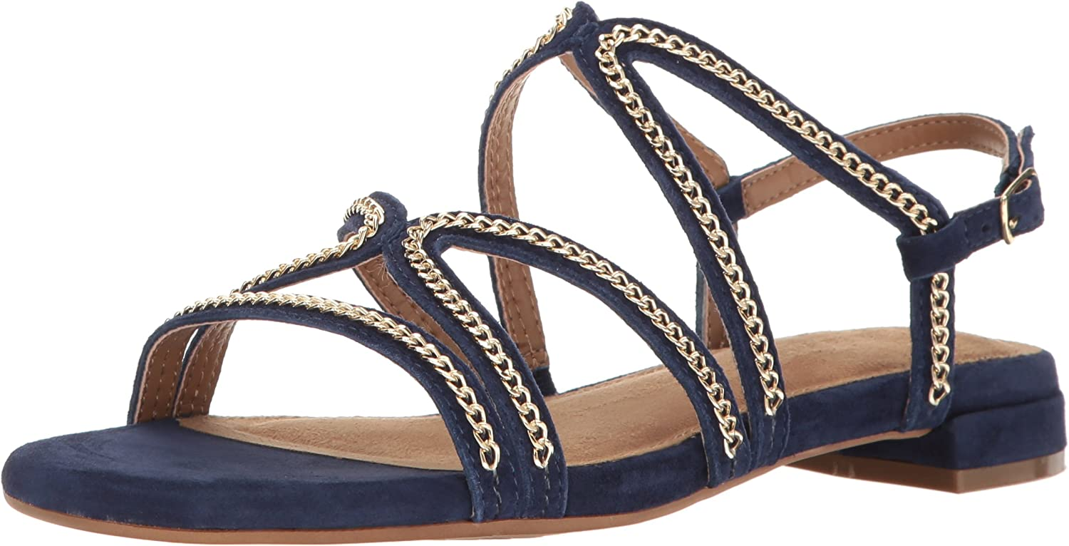 Aerosoles Womens Downtown Flat Sandal
