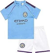 Premier League Baby Boys' Manchester City FC Pajamas
