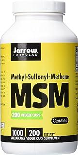 Jarrow Formulas MSM, 加强关节 1000 mg, 200 粒