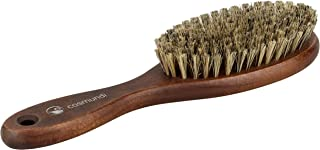 Szczotka do włosów z bardzo miękkimi, naturalnymi włosami dla jedwabistego połysku – prawdziwa jakość, wyprodukowana w Nie...