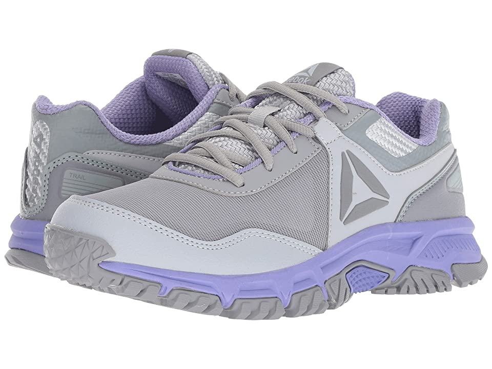Reebok Kids Ridgerider Trail 3.0 (Little Kid/Big Kid) (Shadow/Grey/Moonpool) Girls Shoes