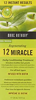 Marc Anthony Regenerating 12 Second Miracle Daily Leave-in Conditioning Miracle Treatment, 135ml