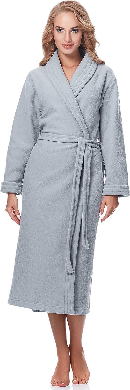 Merry Style Vestaglia Collo a Scialle Donna 1N1ST1S31