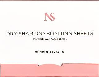 Dry Shampoo Blotting Sheets
