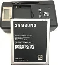 Galaxy J7 EB-BJ700BBU 3000mAh original battery With universal battery charger