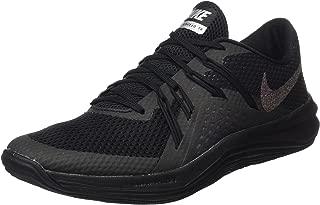 Nike Women's Wmns Lunar Exceed TR MTLC, BLACK/BLACK-METALLIC SILVER