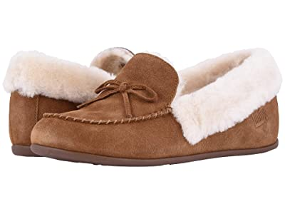 FitFlop Clara Moccasin (Tumbled Tan) Women