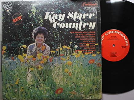 Kay Starr Country (Vinyl) [Importado]