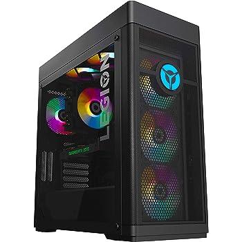 Lenovo Legion Tower 7i Gaming - Ordenador de sobremesa (Intel Core i9-10900K, 2 TB SSD, 64 GB de RAM, NVIDIA GeForce RTX 2080 Super, Windows 10 Home), Color Negro