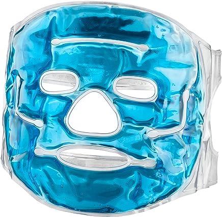 Felunda Feluna Gel-Gesichtsmaske Wellnessmaske Entspannungsmaske Kältetherapie Gelmaske Kühlmaske