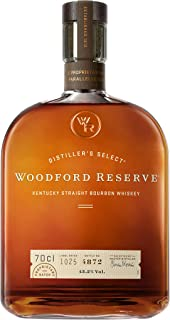 "Woodford Reserve Distiller""s Select Kentucky Straight Bourbon Whiskey - 43,2% Vol. 1 x 0.7 l"