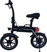 iFreego Mini Adult Electric Bike Bicycle Lightweight Compact Commuter no Pedals