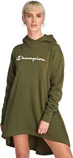 Champion Maxi Hooded Sweatshirt for Women