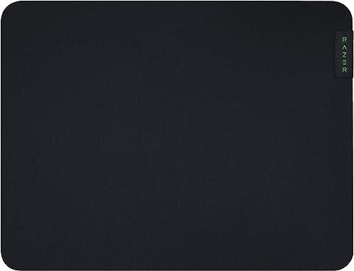 Razer Gigantus v2 Cloth Gaming Mouse Pad (Medium): Thick, High-Density Foam - Non-Slip Base - Classic Black