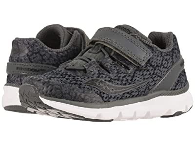 Saucony Kids Freedom ISO (Toddler/Little Kid) (Ash Quake) Boys Shoes