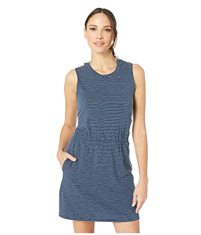Carve Designs Camila Dress (Dusk Stripe) Women