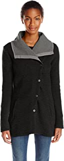 prAna Women's Milana Jacket, X-Small, Coal
