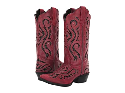 Laredo Wild Thang (Red) Cowboy Boots