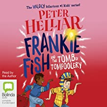 Frankie Fish and the Tomb of Tomfoolery