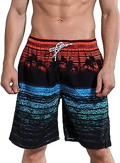 MILANKERR Men's Swim Trunks