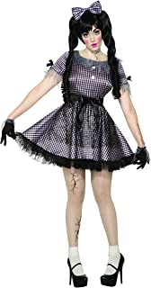 Forum Women's Broken Doll Costume Dress