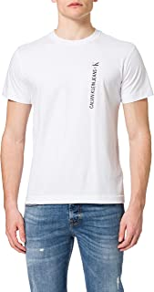 Calvin Klein CK Vertical Back Graphic Tee T-Shirt Uomo