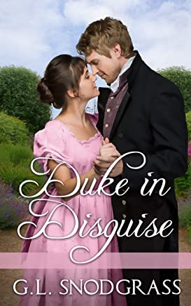 Duke In Disguise (The Stafford Sisters Book 1) (English Edition)