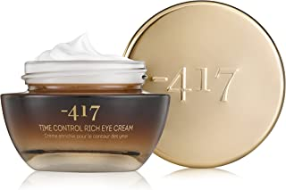 -417 Dead Sea Time Control Advanced Anti-Wrinkle Eye Cream - Anti-Aging, Firms and Tightens Skin -with Hors...