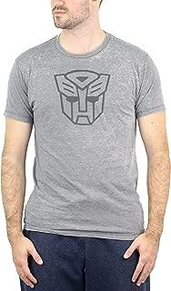 Transformers Men's Stressed Short Sleeve T-Shirt