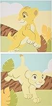 Disney Lion King Wall Art, 2 Count