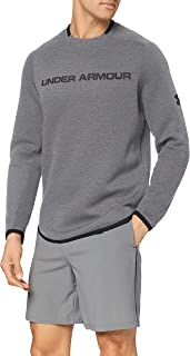 Under Armour Men's Move Light Graphic Crew Warm-up Top