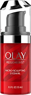 Eye Treatment by Olay Regenerist Micro-sculpting Eye Swirl with Collagen & Vitamin E, 0.5 Fluid Ounce